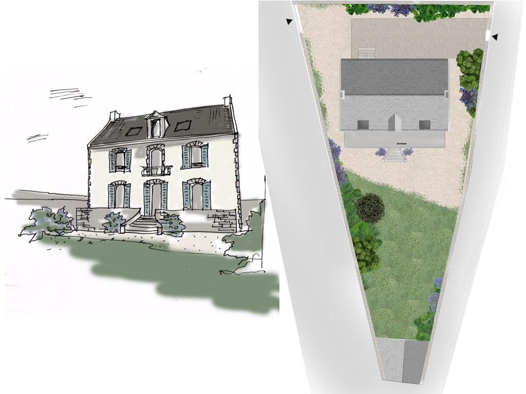 Deco maison de maitre 1st for Decoration maison de maitre